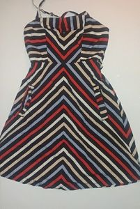 Urban Outfitters Kimchi Blue Striped Dress Sz S